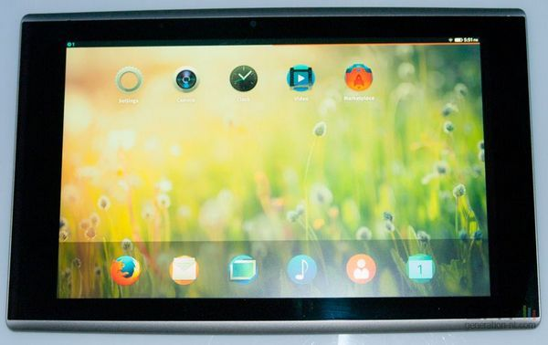 tablette Firefox
