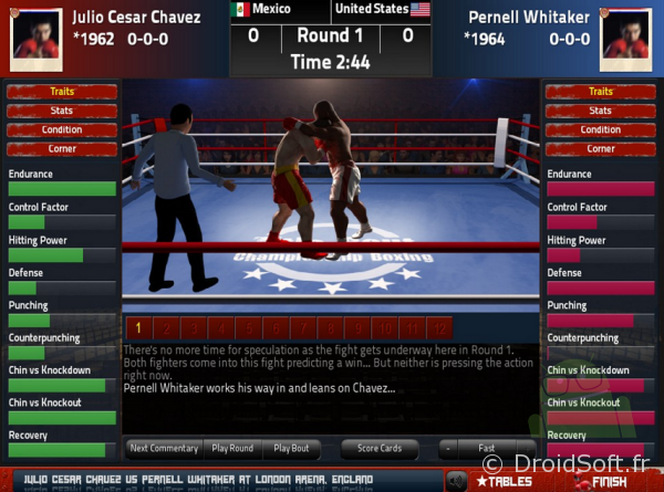 Title Bout Boxing