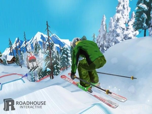 FRS Ski Cross android apk