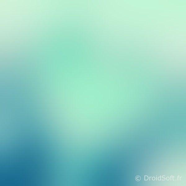 Floute vert android wallpaper fond ecran hd