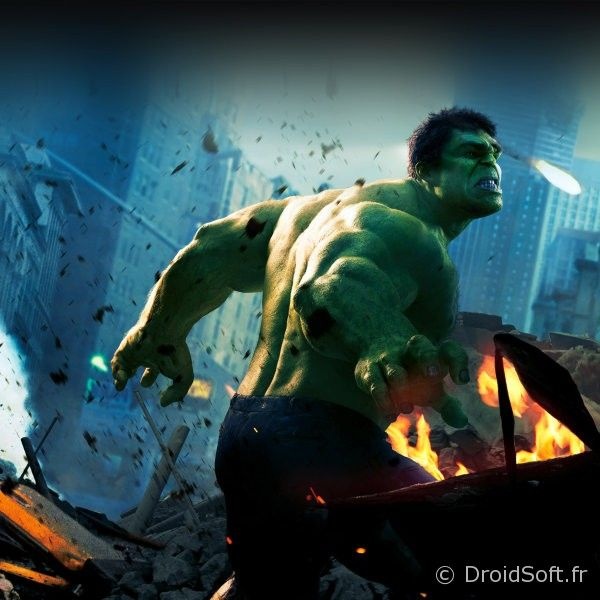 Hulk Avengers wallpaper android fond ecran