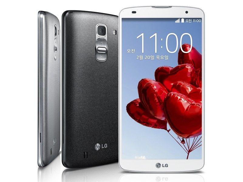 LG G2 Pro face
