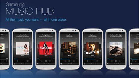 Blogher2012 - Music Hub poster 2