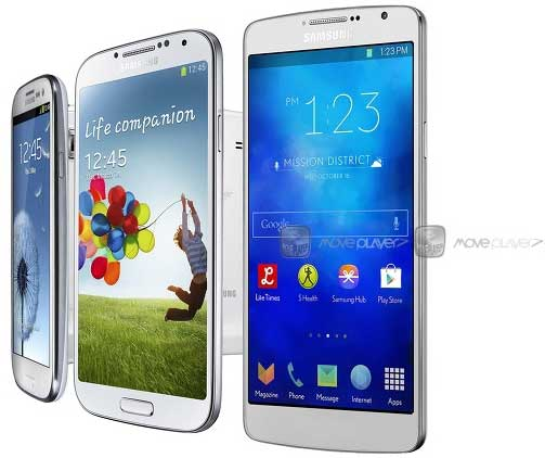 Samsung Galaxy SV concept compare