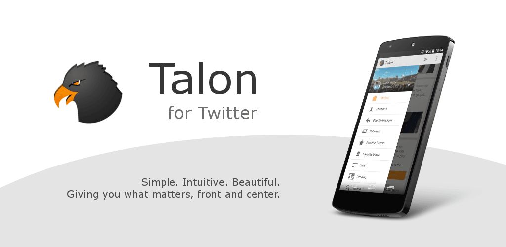 Talon for Twitter maj
