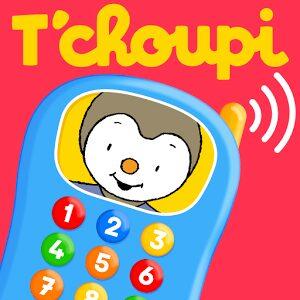 logo  Téléphone avec T'choupi