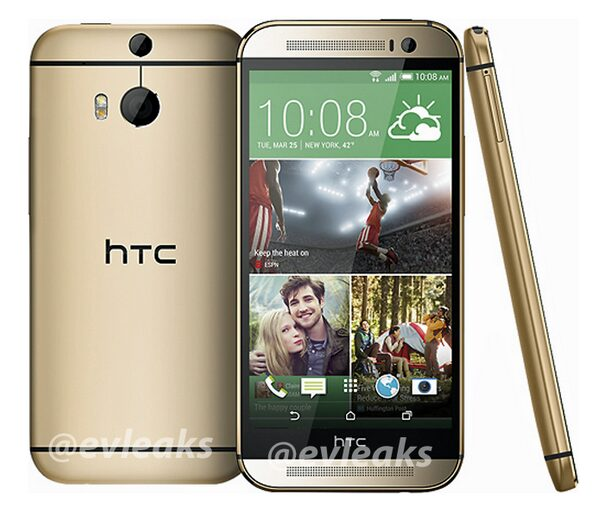 all new htc one 2 2014