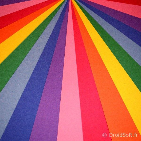 arc en ciel rainbow wallpaper android fond ecran hd