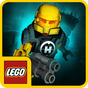 logo  LEGO® Hero Factory Invasion FR