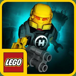 logo  LEGO® Hero Factory Invasion FR