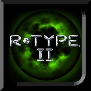 logo  R-TYPE II