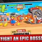 Endless Boss Fight, Endless Boss Fight : des combats de robots sur Android