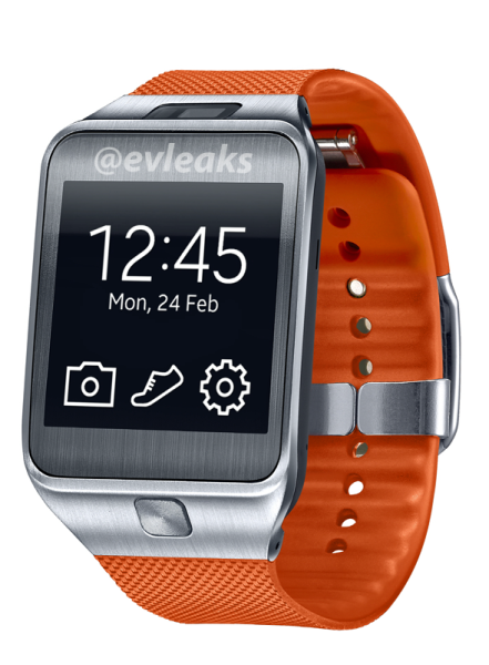 galaxy gear 2 android