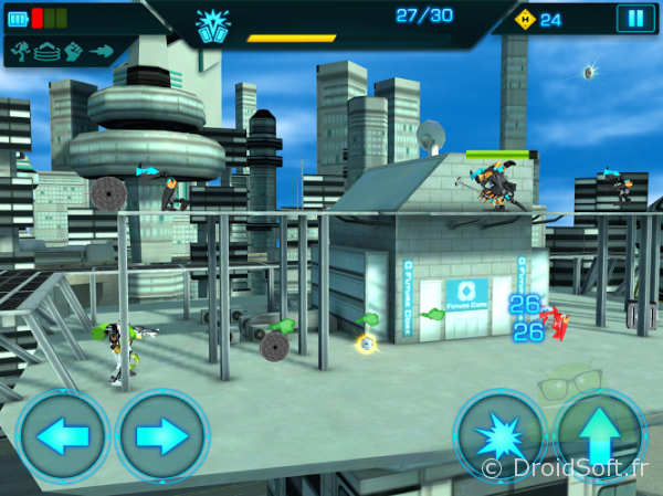 lego hero factory apk jeu