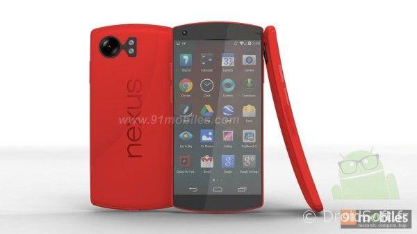nexus 6 google concept