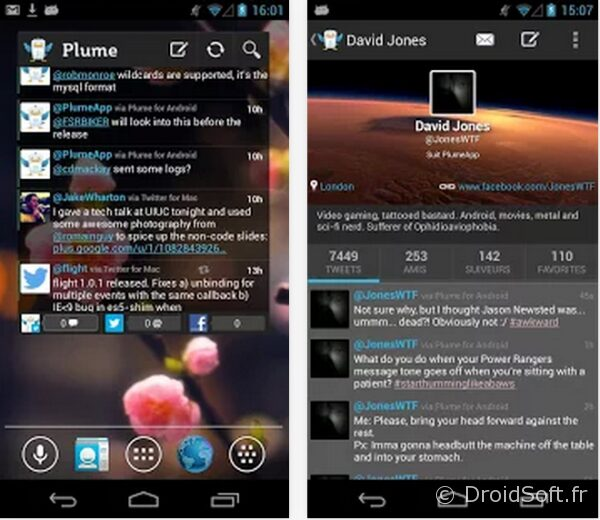 plume apk android