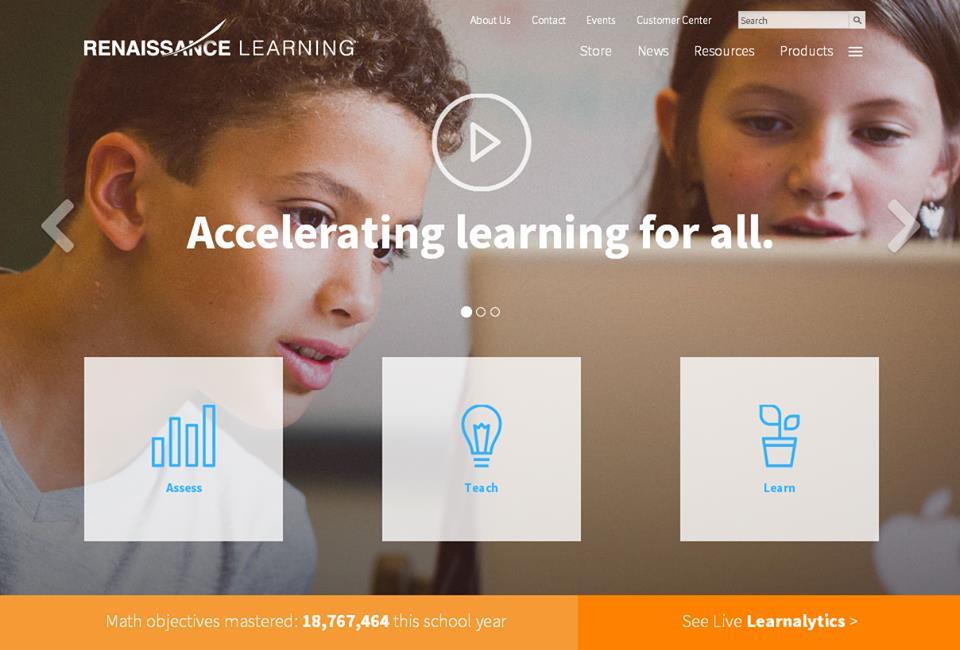 renaissance leraning google