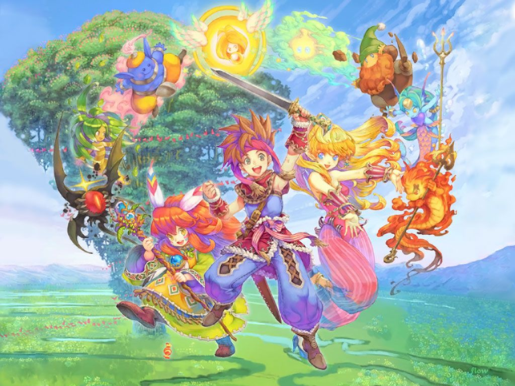 rise of mana android