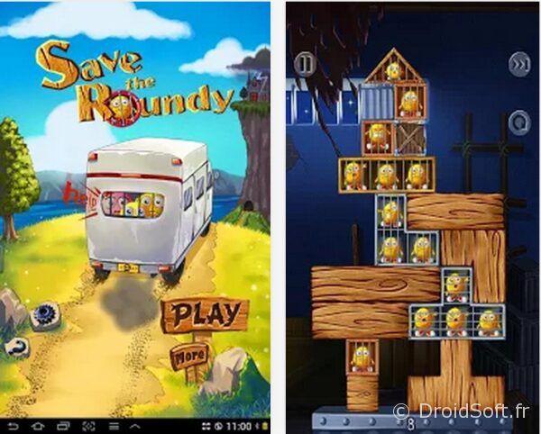 save the roundy apk