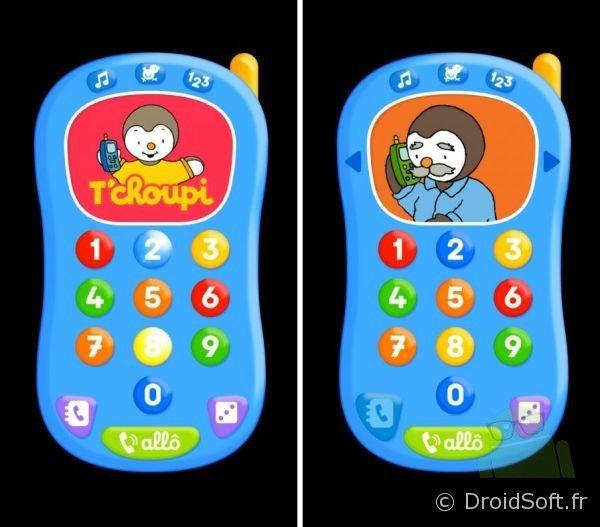 tchoupi telephone android jeu app
