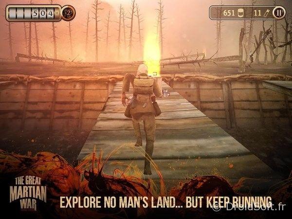 the great Martian War 2014 apk android jeu gratuit