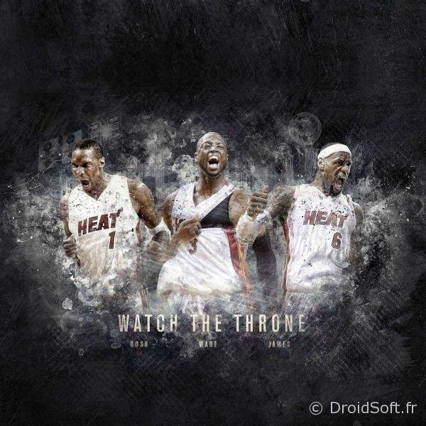 Miami Heat NBA wallpaper android hd
