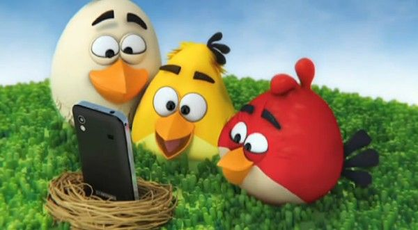 angry birds jeux android