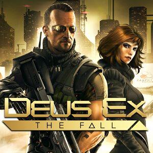 logo  Deus Ex: The Fall