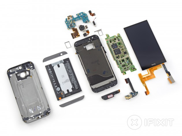 ifixit htc one