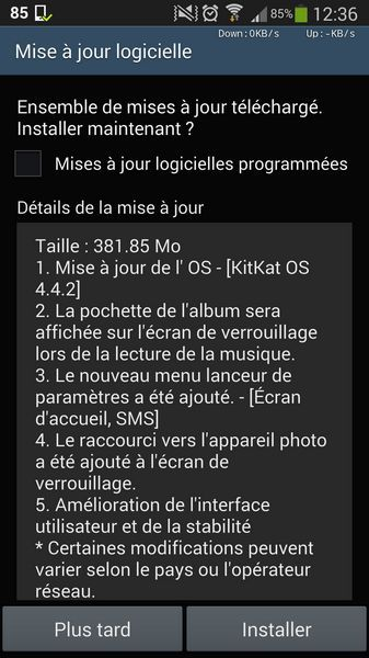 kitkat galaxy note 3