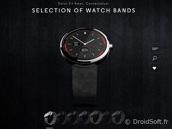moto-360 8 bracelets