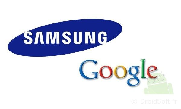 samsung-google rachat