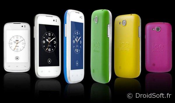 slide-mini ice phone