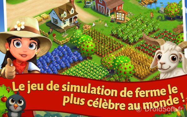 FarmVille 2 - Escapade rurale sur le Play Store