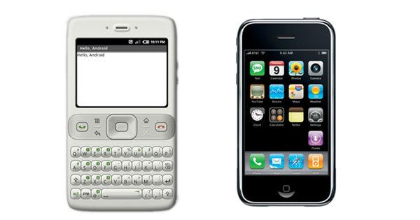android iphone un