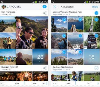 carousel app gratuite apk