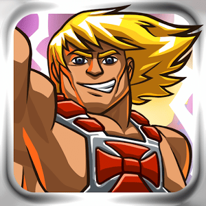 logo  He-Man: The Most Powerful Game