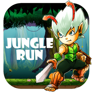 logo  Jungle Run, Jungle Fly