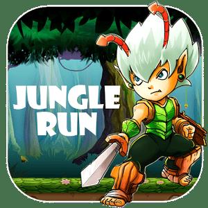 logo  Jungle Run, Jungle Fly