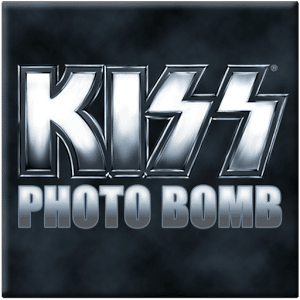 logo  KISS Photo Bomb