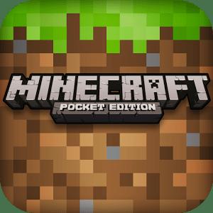logo  Minecraft - Pocket Edition
