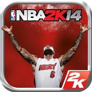 logo  NBA 2K14
