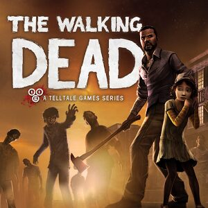 logo  The Walking Dead: Season One