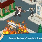 family guy, Test de Family Guy sur Android