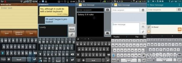 keyboard galaxy s1 S2 S3 S4 S5