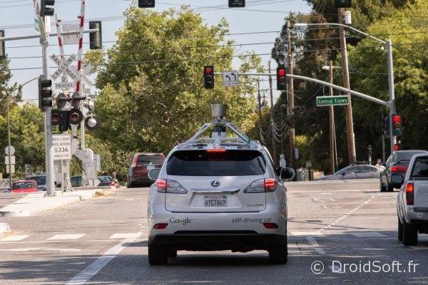 lexus google cars