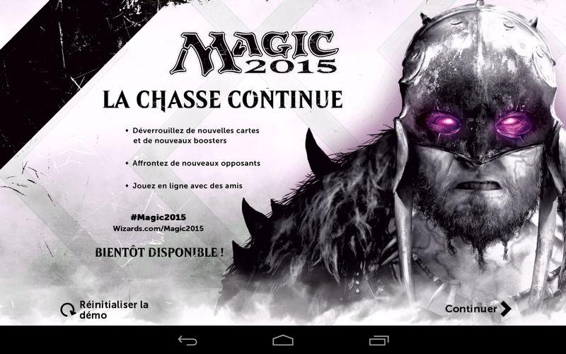 magic android