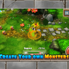 monster adventures, Test de Monster Adventures sur Android