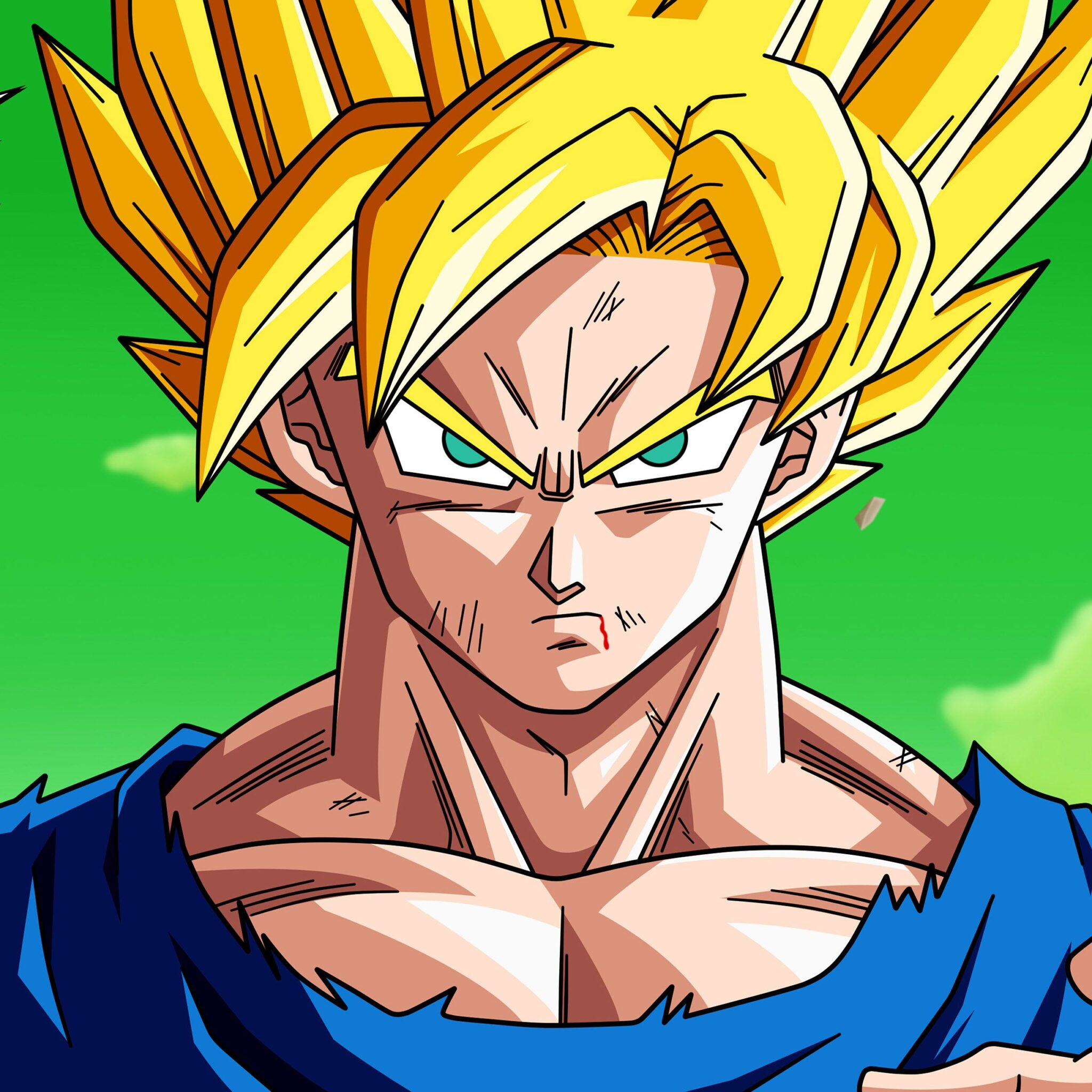 Dragon Ball Z Wallpaper Android App