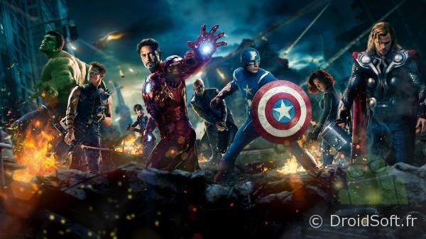 wallpaper superheros